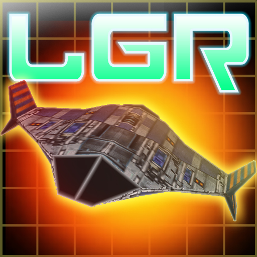 Low Grav Racer app icon
