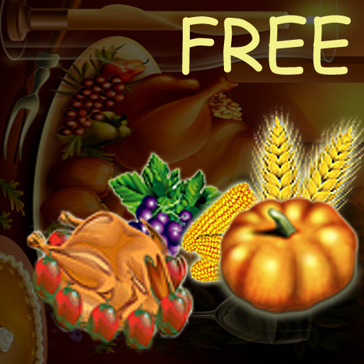 Thanksgiving Feast! Kids Lite app icon