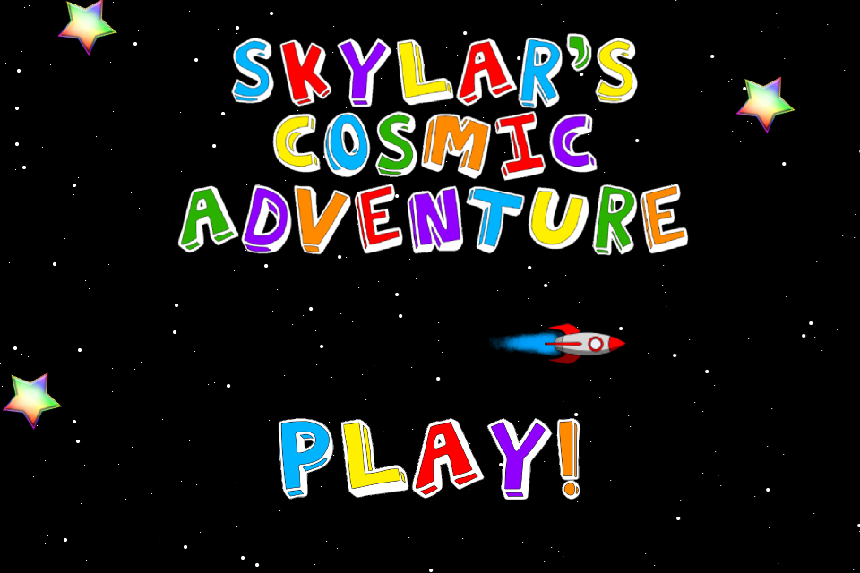 Screenshot Skylar's Cosmic Adventure