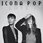 Icona Pop - I Love It (feat. Charli XCX)  arte